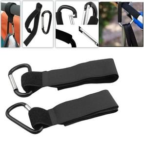 5 PCS Universal Stroller Hook Baby Stroller Accessories