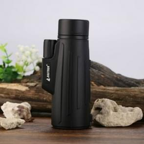 Bostron 8X42 Pocket One-hand Focus Monoculars High-magnification Low-light Night Vision Telescope