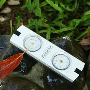 Eyeskey Aluminum Alloy Compass Outdoor Trip Field Exploration Compass