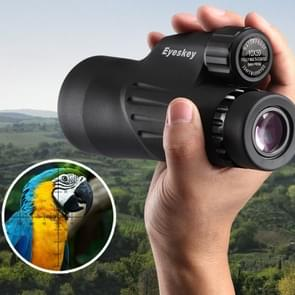 Eyeskey 10X50 Telescope Measurable Large Caliber High Magnification HD Low Light Level Night Vision Waterproof Monocular Binoculars