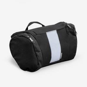 SAHOO Bicycle Mountain Bike Cycling Front Bag, Size: 31x16x10cm(Black )