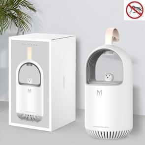Huishouden Photocatalyst Fysieke Mosquito Killer Mute Niet-straling Muggenwerend middel (Wit)