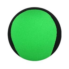 3 PCS Waterproof Lycra Cloth Water Bouncing Ball Water Sports Toys, Diameter: 5.6cm(Green)