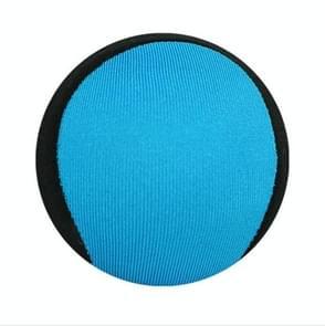 3 PCS Waterproof Lycra Cloth Water Bouncing Ball Water Sports Toys, Diameter: 5.6cm(Light Blue)