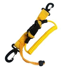 5PCS Diving Tool Anti-lost Spring Rope Diving Accessories Diving Camera Cover Against Spring Rope