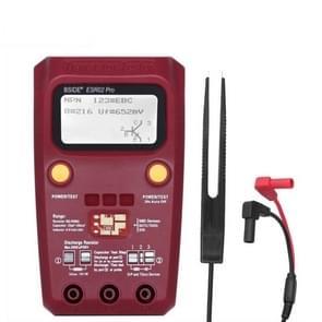 BSIDE ESR02 Pro Digital Transistor Test Table M328 Resistance Inductance Capacitance ESR Tester