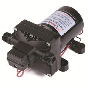 Newmao Reciprocating Diaphragm Pump DC Small Water Pump, EU Plug(DC 24V)