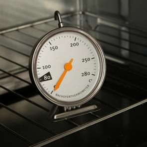 Hanging High Temperature Resistance Stainless Steel Oven Thermometer Kitchen Tools