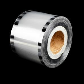 2 PCS Sealing Film Roll Film PP Material Transparent Seal Film Cup