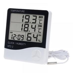 Binnenbuiten elektronische thermometer