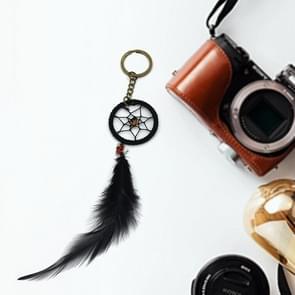Feather Dream Catcher charme sleutelhanger auto hanger