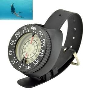 PW60 Watch-stijl Duikkompas Sterke Magnetische Fluorescentie Dial Corrosiebestendig Kompas
