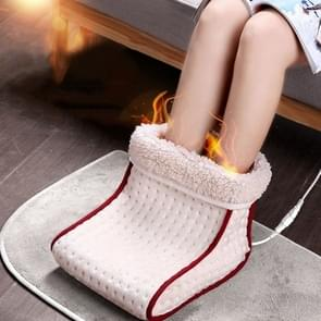 Electric Massageer Washable Heat Warmer Cushion Thermal Foot Warmer 5 Modes Heat Settings