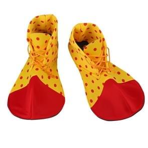 Cosplay Clown Props Clown Shoes Halloween Prop