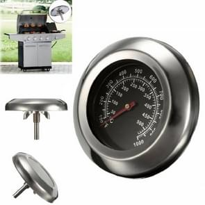 Outdoor Roestvrij stalen barbecue oven thermometer