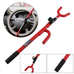 Car Steering Wheel Lock Mechanical Anti-theft Lock