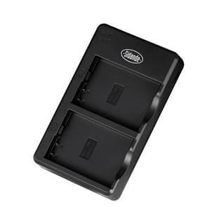 SIDANDE EN-EL14 batterijlader voor Nikon SLR-camera's