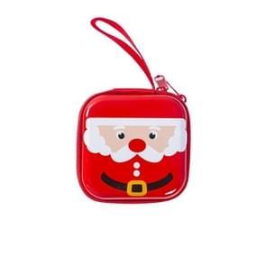 Cartoon Tinplate Square kerst portemonnee creatieve kleuterschool kerst Kinder GIF (E sectie)