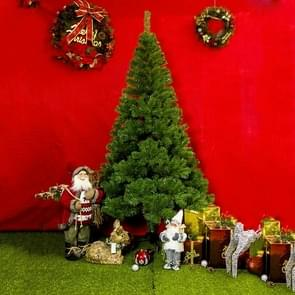 Creative Holiday PVC Christmas Tree Gifts Decorative Ornaments, Specification:1.5 m  Iron Frame 400TPS