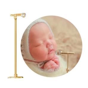 Pasgeboren fotografie instrument Baby Foto Hulprekwisieten  Stijl: Microfoon