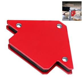 Magnetic Welding Positioner Triangular Strong Magnetic Holder, Size:50 Pounds