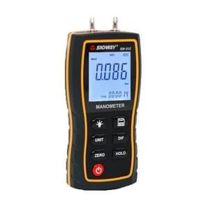 SNDWAY SW512 hoge precisie digitale positieve en negatieve differentiële druk tester