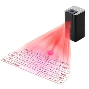 Guard Bird KB630-X1 Wireless Laser Bluetooth Projection Keyboard with Audio Hands-free Calling