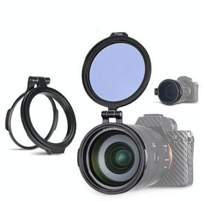 ND filter Quick Switch houder Flip houder  bajonet grootte: 77mm