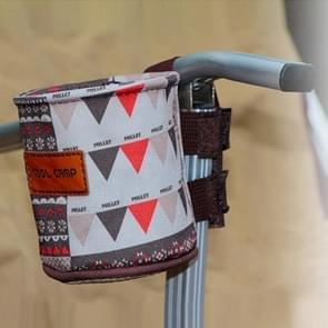 Outdoor Camping ketel cover stoel side Cup houder multifunctionele opslag rek