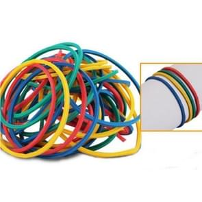 Environmental Protection Color Rubber Ball Rubber Band Toy Ball, Random Color Delivery