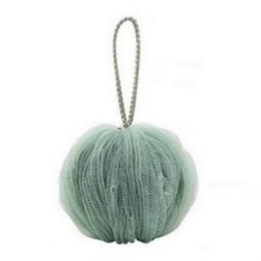 Portable Lantern Ball Bath Flower Large Back Shower(Green)