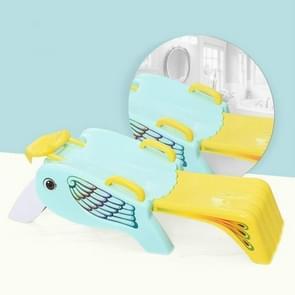 Foldable Children Shampoo Chair Baby Shampoo Chair Kids Children Furniture(Sky Blue)