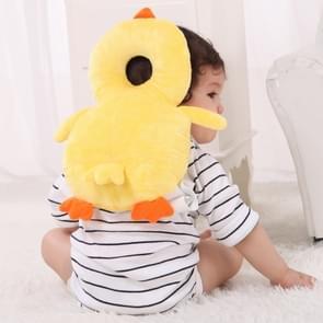 Baby peuter bescherming hoofd Shatter resistente gewatteerde hoofdsteun  stijl: eend