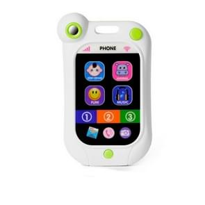 Baby Stop Crying Mobile Phone Infant Simulatie Smart Phone Kinderen Educatieve Vroege Kinderspeelgoed (Groen)