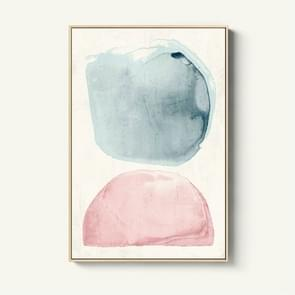 Abstract Paintings Decoration Wall Art Posters Minimalist Canvas, Size (Inch):30x40cm(A)