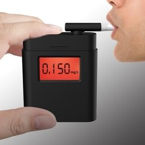 Breath Alcohol Tester Portable Digital Display Square Car Alcohol Tester