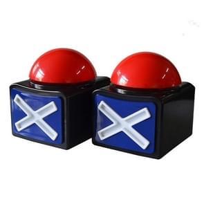3 STKS partij kennis quiz spel elektronische squeeze geluid vak Antwoord speelgoed  specificatie: Daren Toon