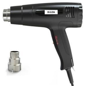 Hilda hoge temperatuur hete lucht industriële hete lucht film tool  stijl: 1800W