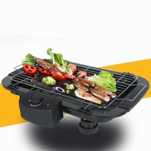 Outdoor Portable Smokeless Electric Pan Grill BBQ Stove  Electric Griddle, EU Plug