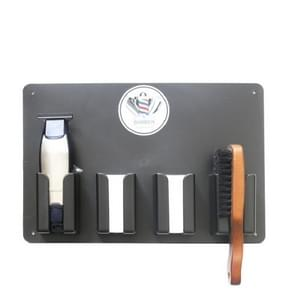 Electric Hair Clipper Perm Clip Hairdressing Tool Rack Hair Stylist Electric Hair Clipper Scissors Shelf
