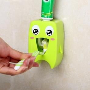 Punch-free Creative Home Toothpaste Squeezer, Style Color Delivery