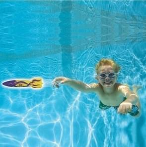4 in 1 Rocket Torpedo Shape Underwater Splashing Toy Set(YL81)