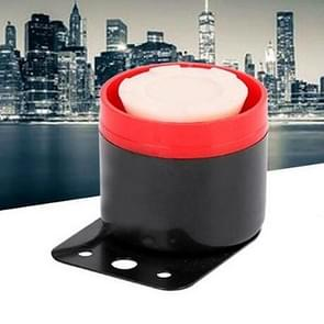 Alarm High Decibel Buzzer Electronic Alarm Vibration (Rood)