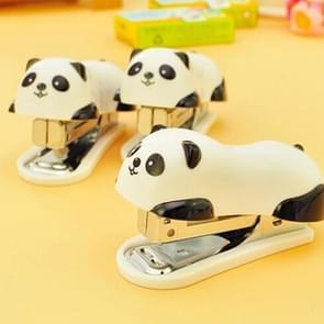 Deli Creative Stationery Small Panda Stapler Office School Stapler