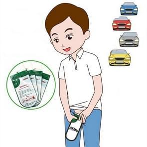 4 in 1 Outdoor draagbare nood urinoir tas mini toilet auto braken tas (willekeurige kleur levering)