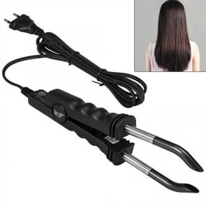 LOOF 100-240V  Nano Hair Extension Seamless Hair Extension Thermostat Hair Extension EU Plug