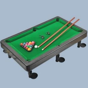 Children Simulation Small Table-style Billiards Doubles Play Parent-child Indoor Toys