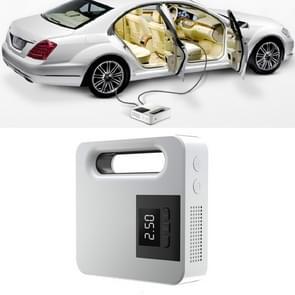 12V Car Air Pump Car Portable Tire Electric Pump, Style:Digital Version