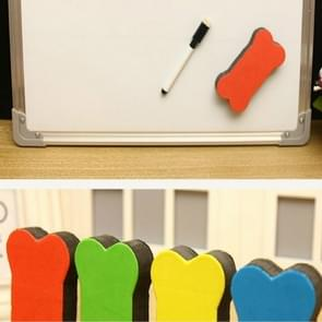 10 stuks magnetische grote bot vilt whiteboard wipe Home klas Office school briefpapier  willekeurige kleur levering