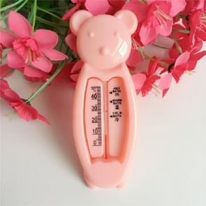 5 PC'S kinderen cartoon indoor Bad thermometer (roze)